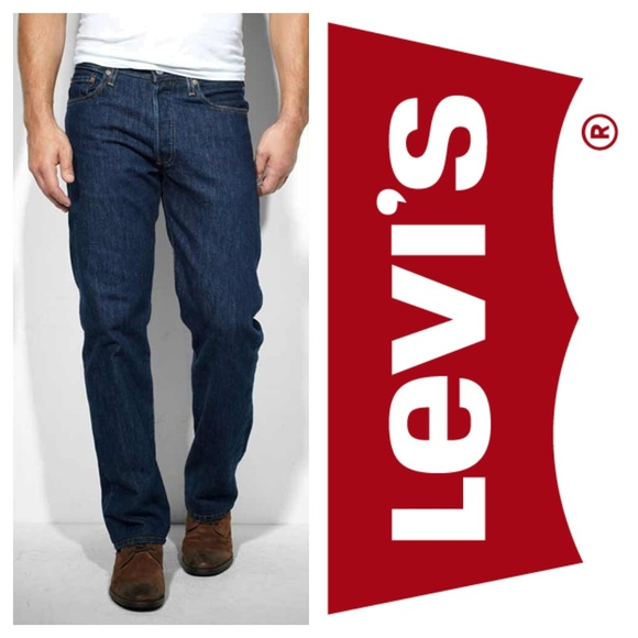 info for 54030 7aee1 Levi s Other - LEVIS 501 Button Fly Men s Jeans Size W 36 L 34